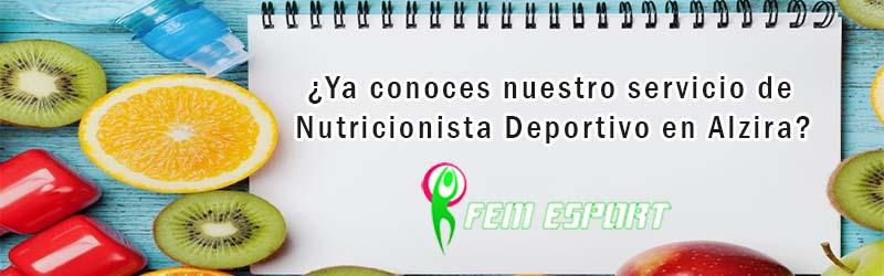 Ya conoces nuestro servicio de Nutricionista Deportivo Alzira